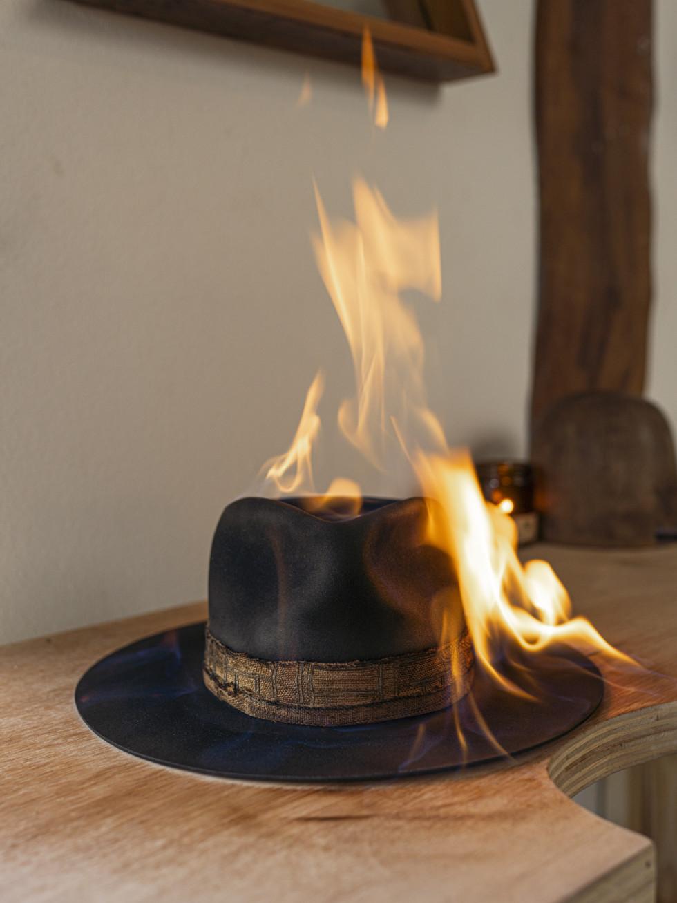 Trovador Customs hat