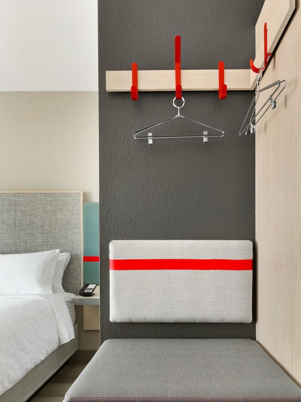 Avid Hotel room