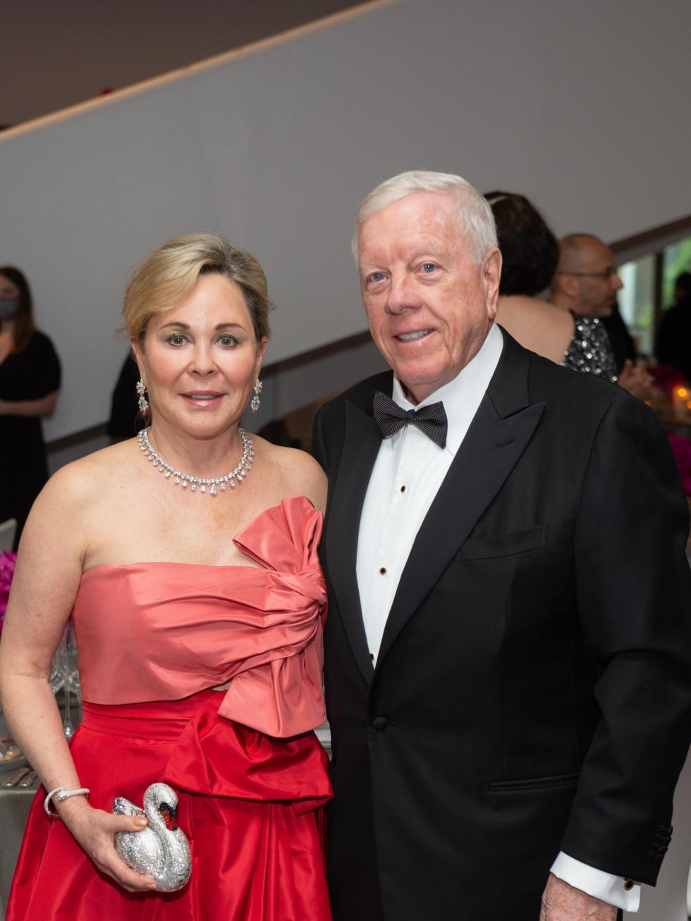 MFAH Grand Gala Ball 2021 Nancy Rich Kinder