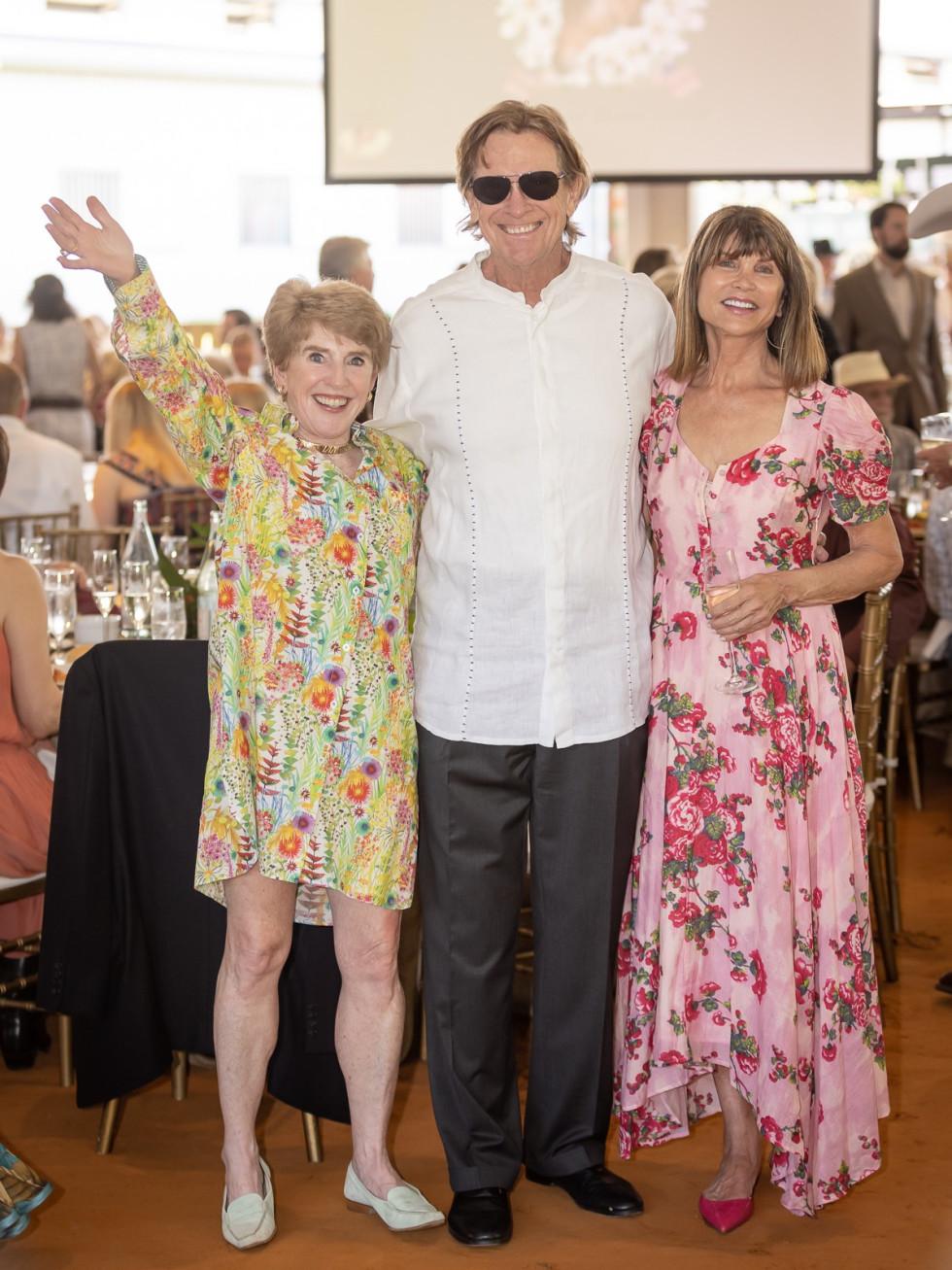 Lucy Billingsly, Taylor Boyd, Dell Putman