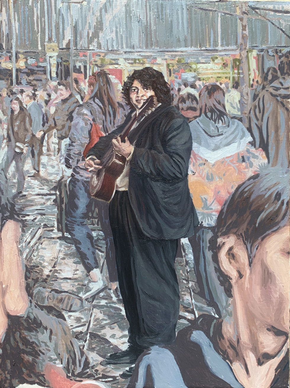 Asia Society: Guadalupe Hernandez, Plaza Garibaldi