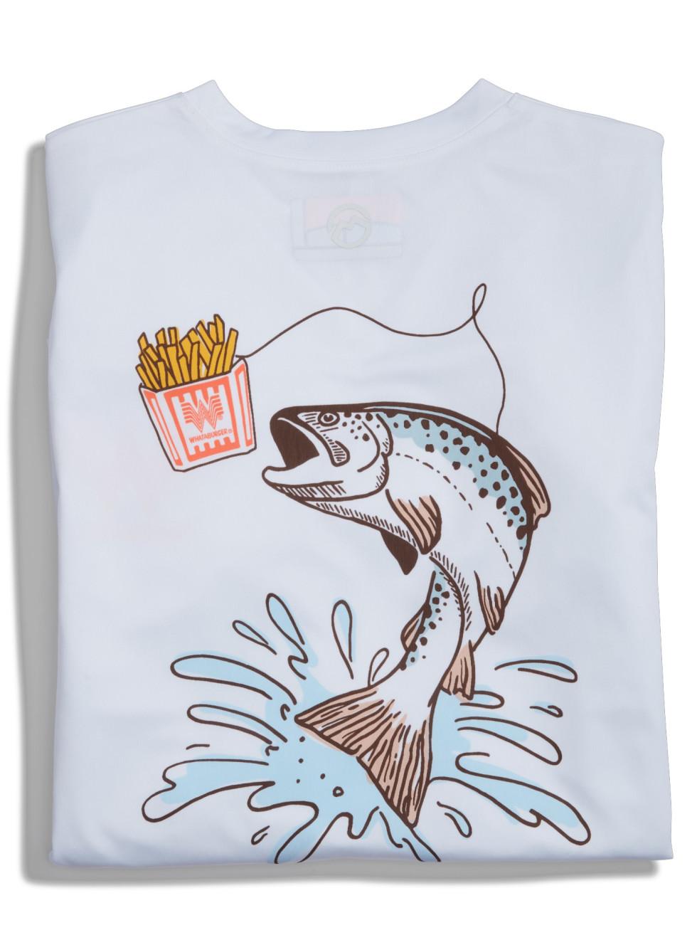Whataburger Academy clothing line T-shirt