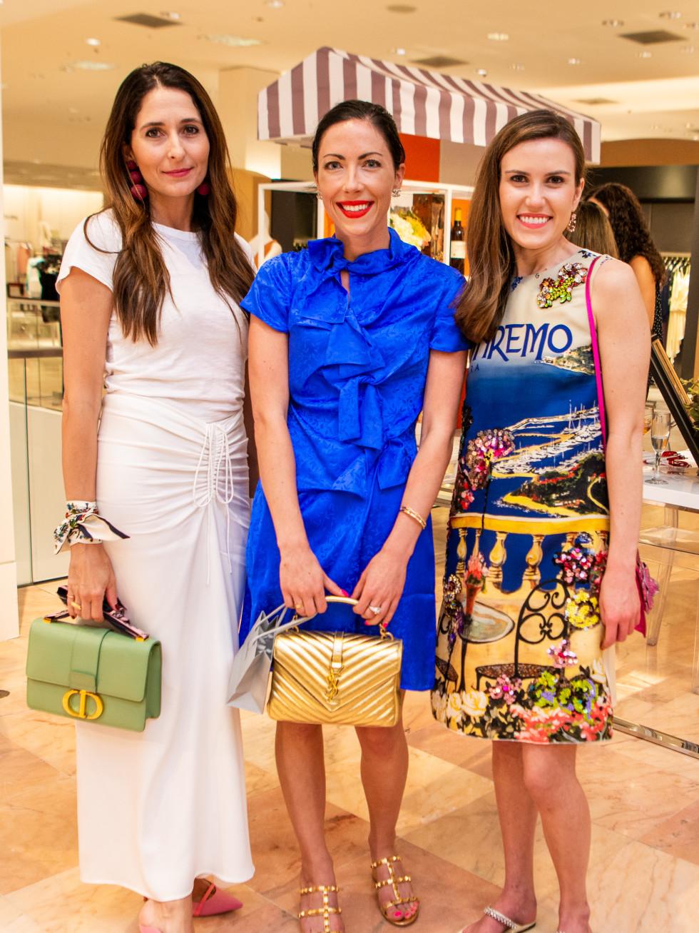 ICCC La Dolce Vita Neiman Marcus 2021 Tara Martin, Lauren Abbott, Heather Almond