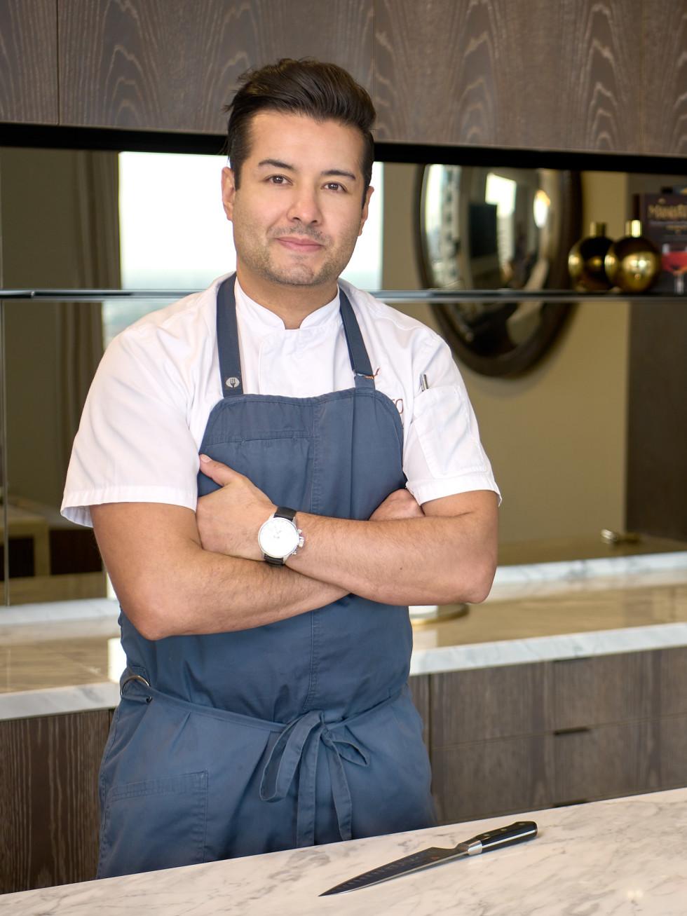 Rafael Villalpando Toro Toro Four Seasons Houston