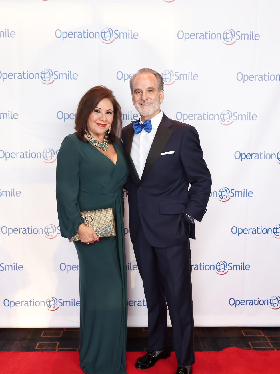 Operation Smile Gala 2021 Debbie Rudy Festari