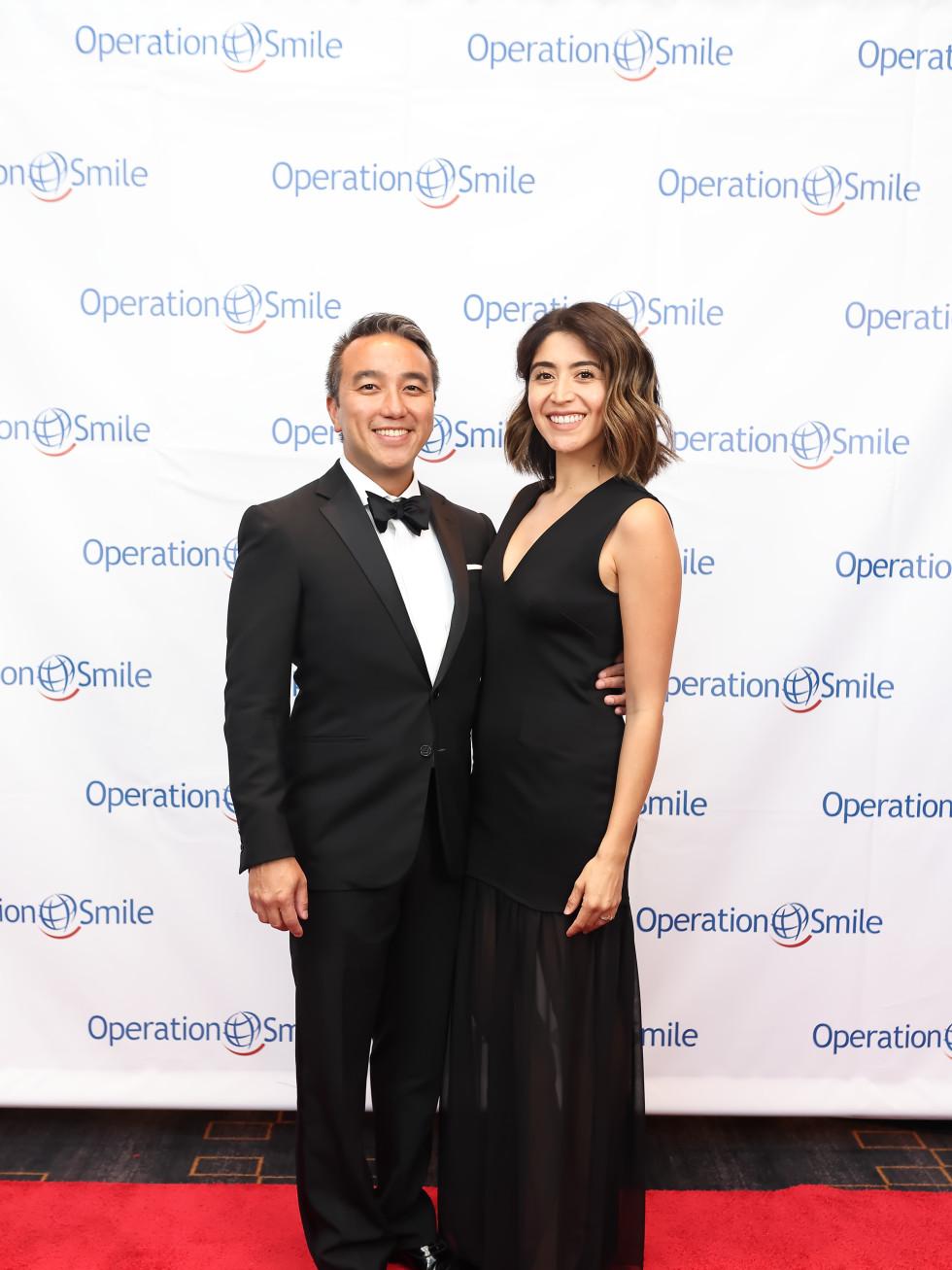 Operation Smile Gala 2021 Drs. Phuong Paloma Nguyen