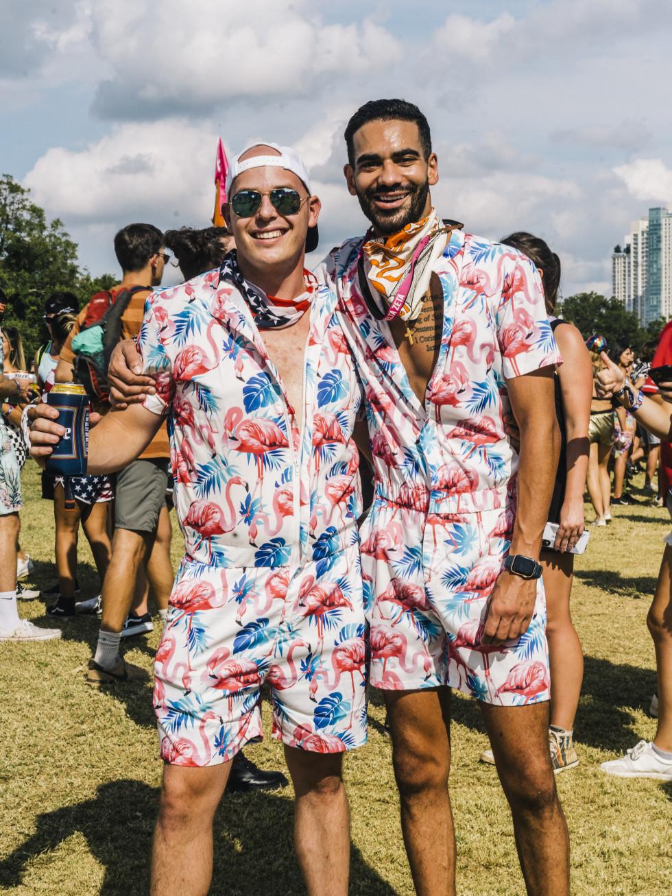 Men's fashion ACL Fest 2021