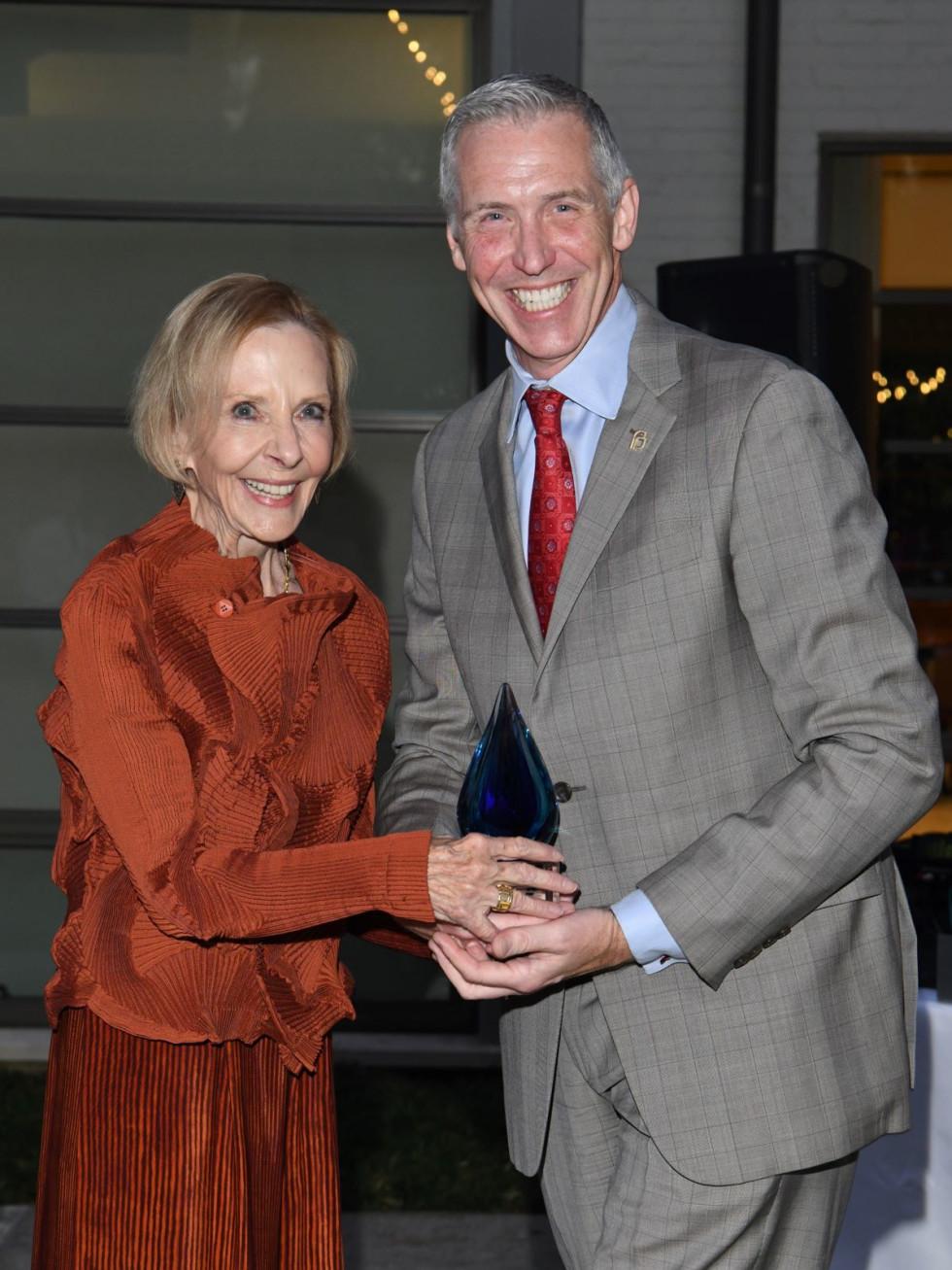 Sally Dunning and Ken Lambrecht