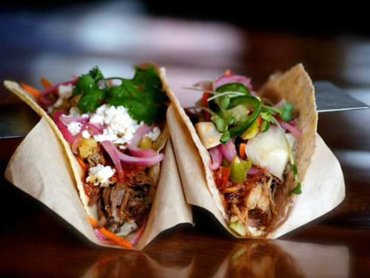 Tacos and True Food Kitchen top this taste of Dallas ...
