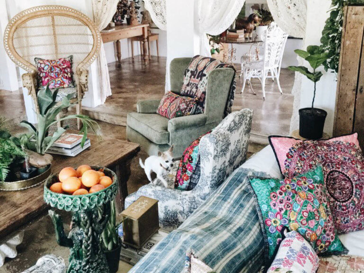 Now You Can Buy Bohemian Decor Made Famous By Dallas