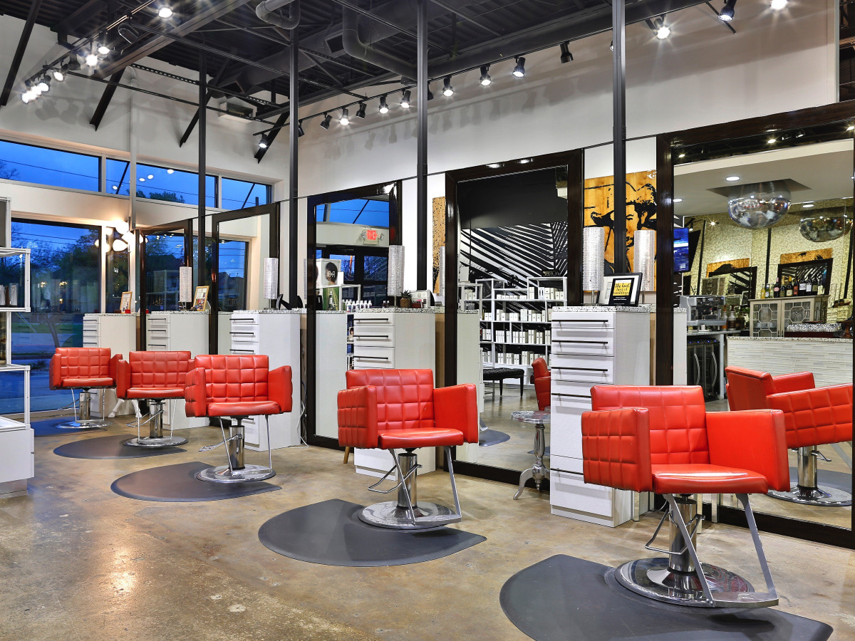 Tremendous The Top Hair Salons In Dallas To Keep Your Tresses Looking Gmtry Best Dining Table And Chair Ideas Images Gmtryco