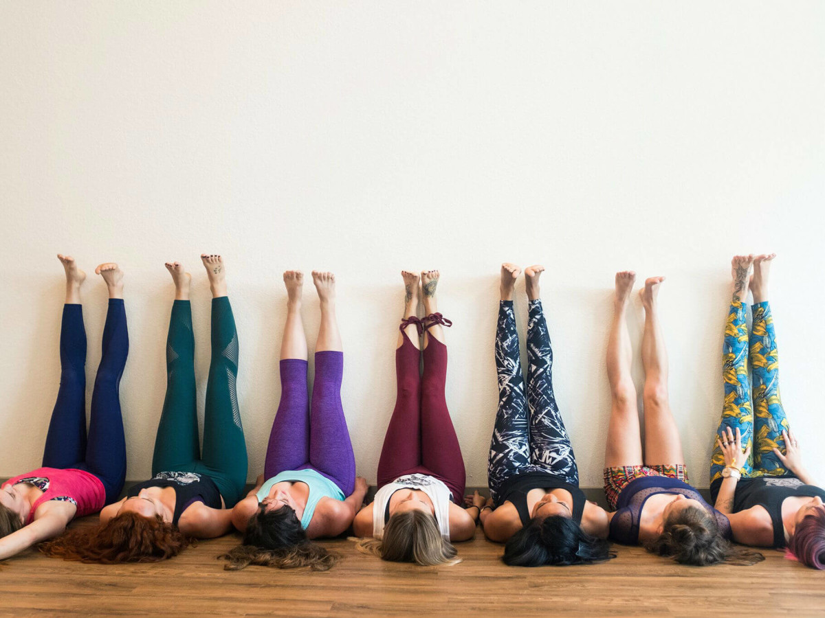 Yogalotus new Austin yoga studio