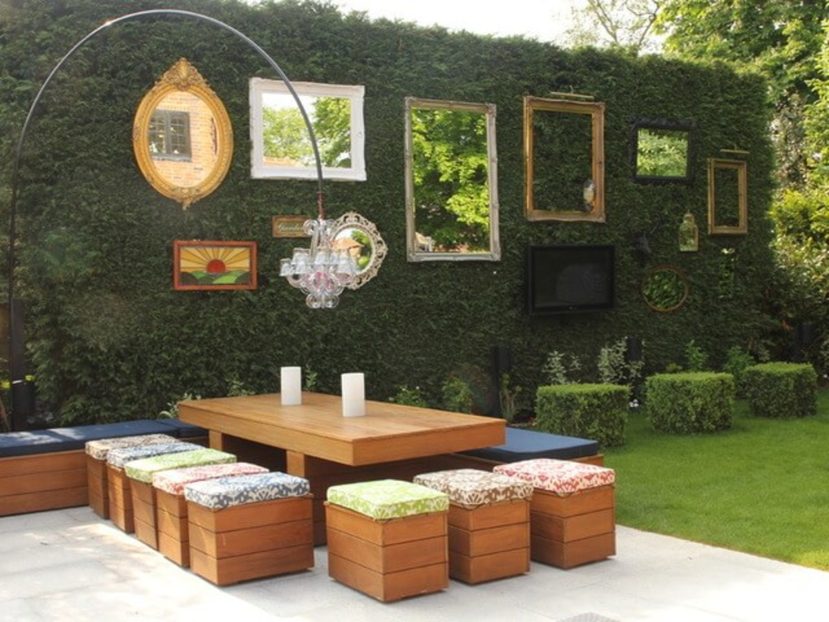 10 Easy Ways To Create A Rustic Garden In Any Space Culturemap