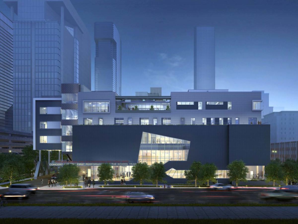Houston S Richest Couple Donates 7 5 Million For New Hspva Building Culturemap Houston