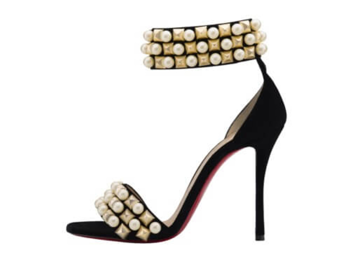 a63dd100cf1 Christian Louboutin's red-sole H-Town invasion, sneakers included ...