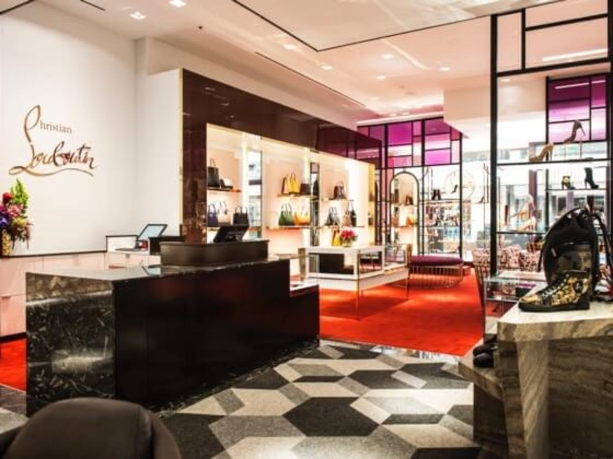 a4956571456 Christian Louboutin's red-sole H-Town invasion, sneakers included ...