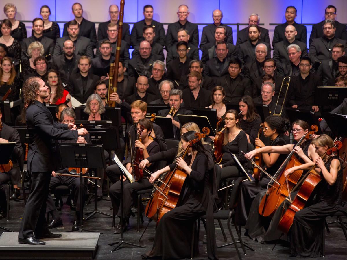 New radio show celebrates Houston's robust classical music