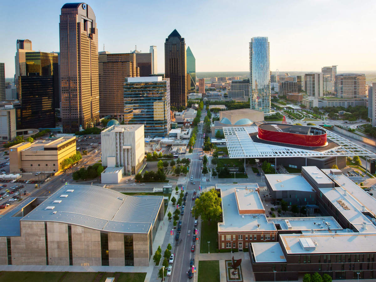 This Zip Code In Dallas Ranks As Texas Top Spot For Millennials Culturemap Dallas