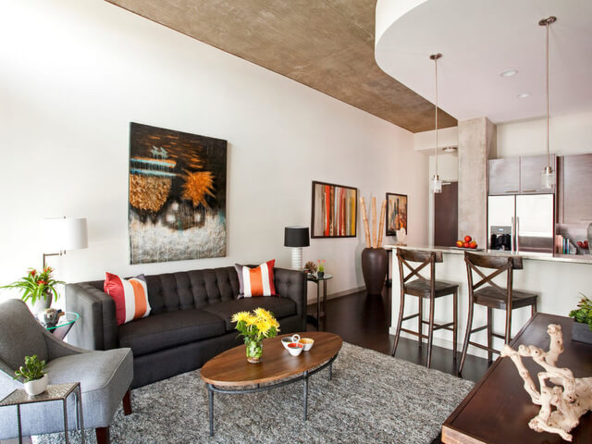 Dallas designer totally transforms Uptown apartment in just ...