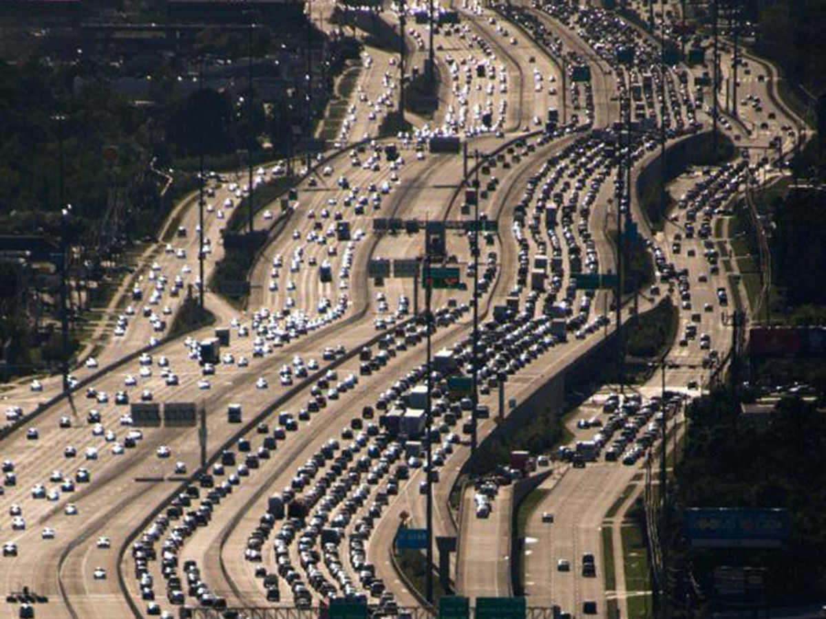 Houston ranks No  11 among U S  cities with worst traffic