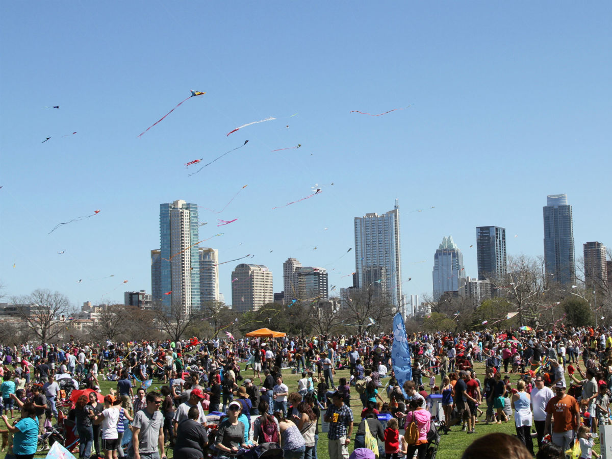Here are the top 5 things to do in Austin this weekend