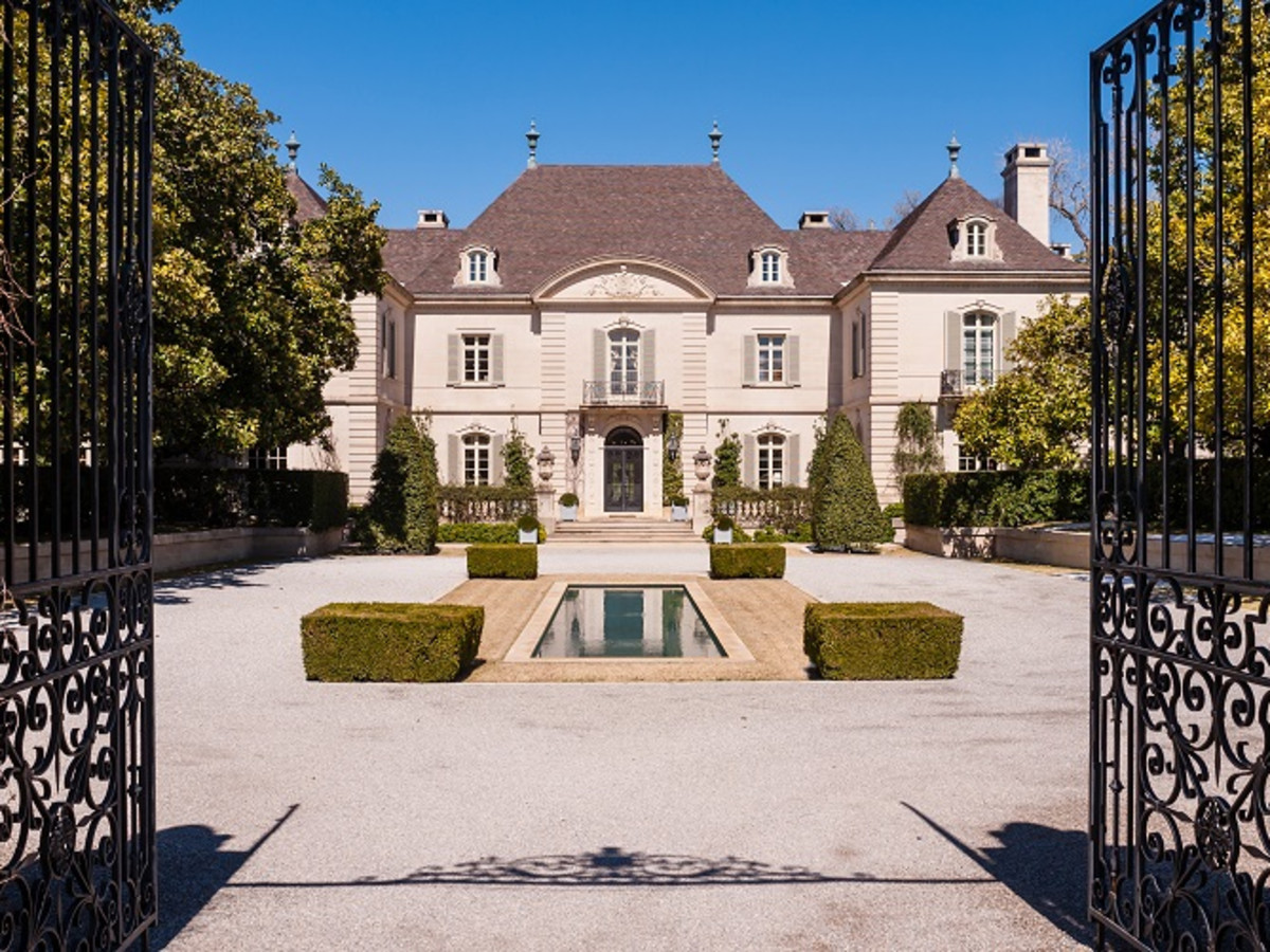 Billionaire scoops up most expensive house in Dallas