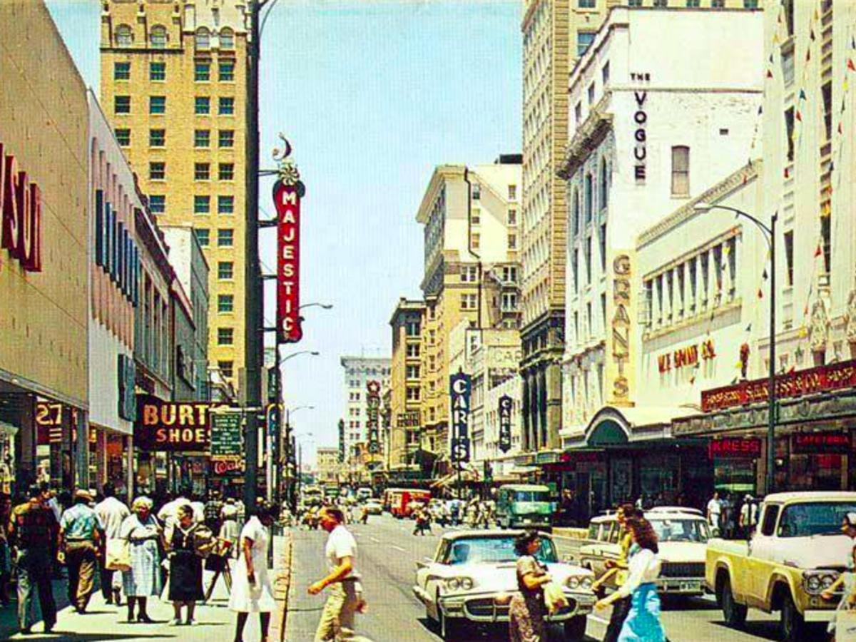 Travel Back To The 1950s At These Iconic San Antonio Spots Culturemap San Antonio