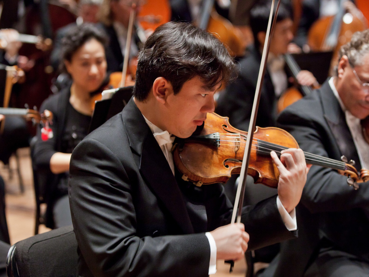 Houston loses a major music talent to New York: Symphony