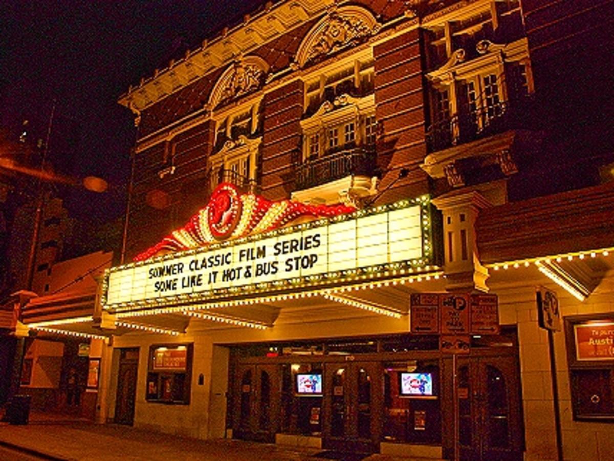 Paramount Theatre Culturemap Houston