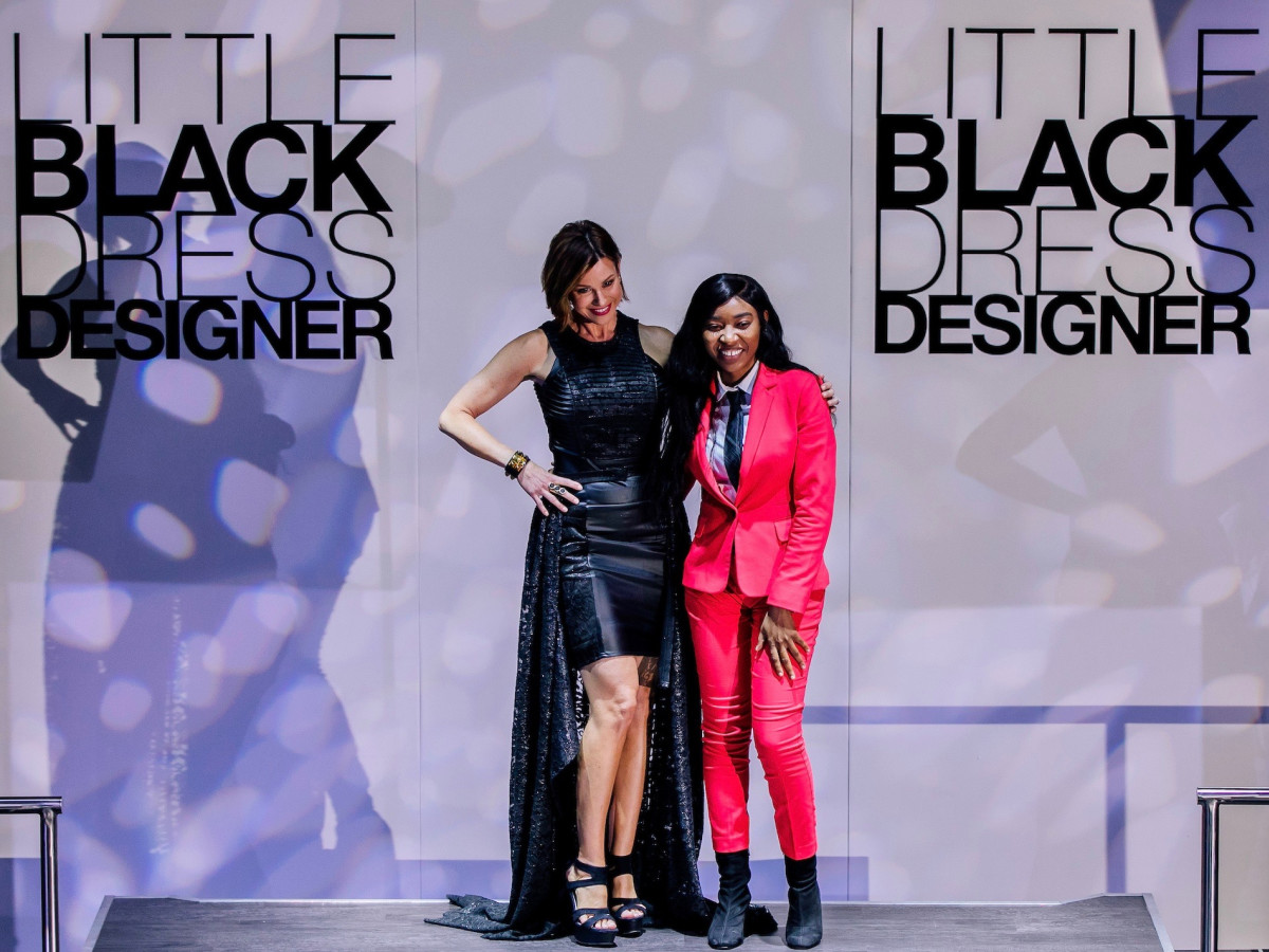 4e2a2c1e350 Designer competition wows with dazzling styles and inspiring stories ...