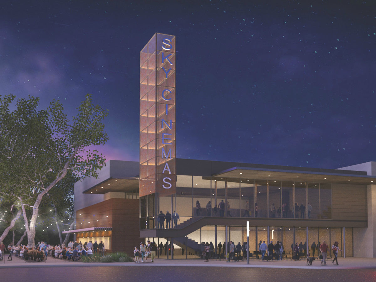 Beloved Austin Movie Theater Raises The Curtain On Brand New Concept