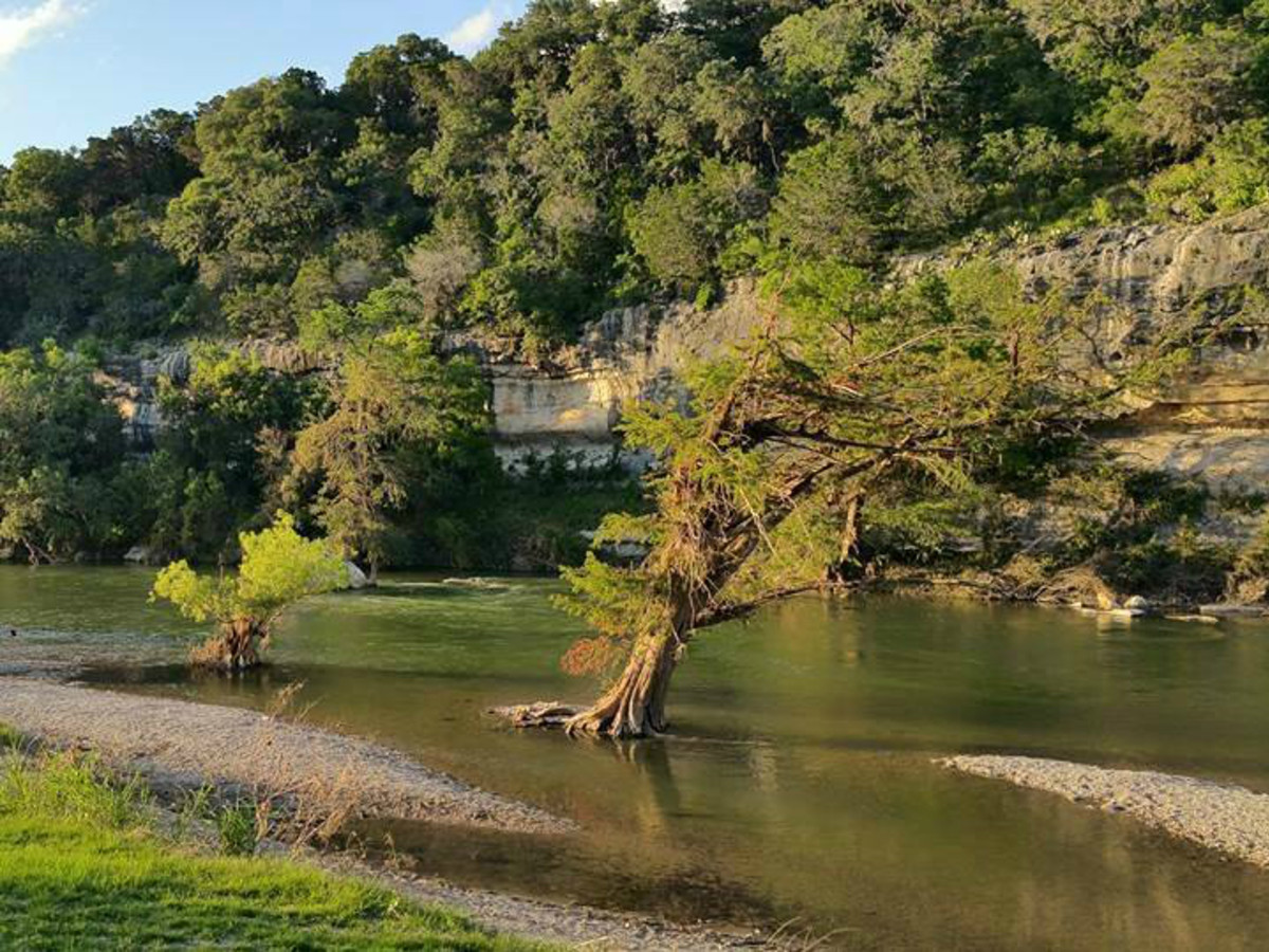 5 of the best natural swimming spots in and around San Antonio - CultureMap  San Antonio