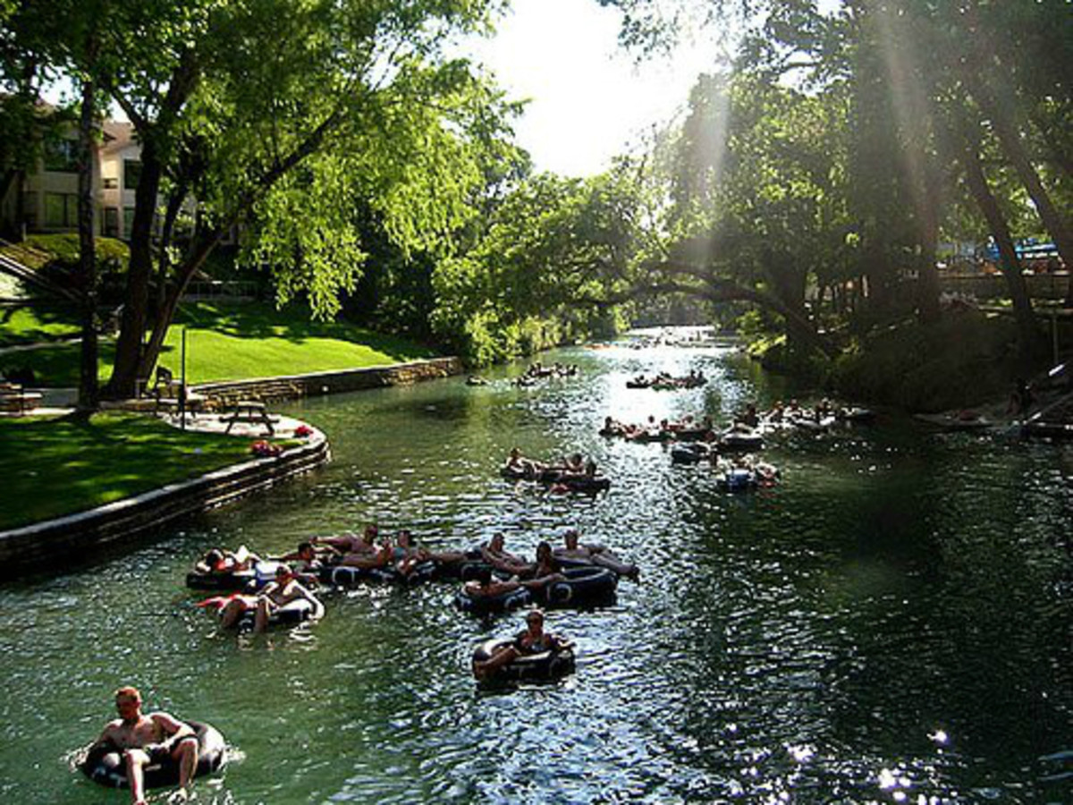 New Braunfels is the ultimate Texas escape — and so close to