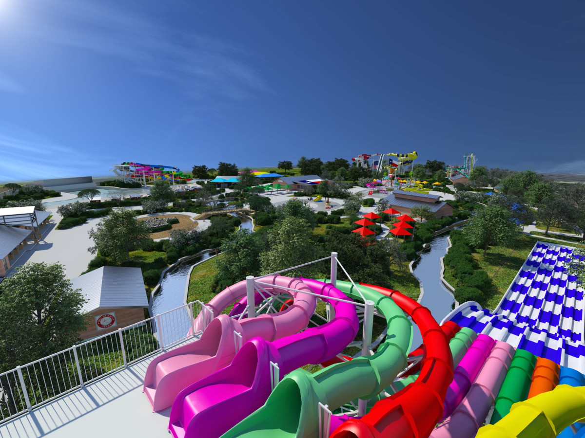 Pitmasters Aim To Make A Splash At New Waterpark With Best