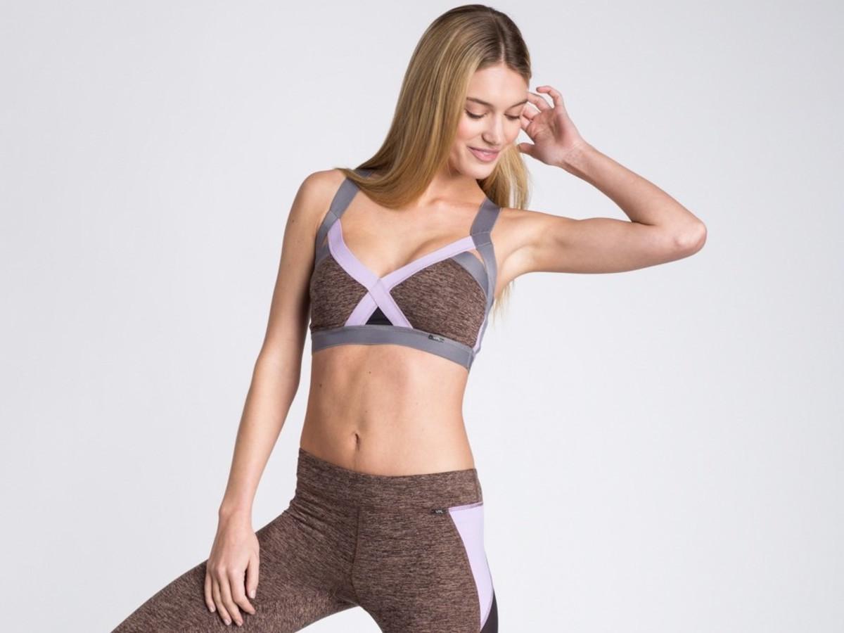 Women's Clothing Arringer Original Womens Fitness Sports Bra