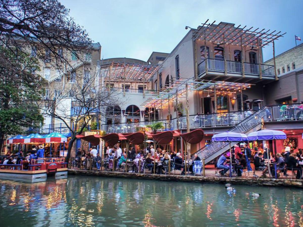 San Antonio S 5 Best Restaurants With Breathtaking Views