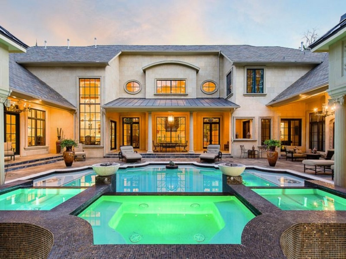 Pleasant Most Expensive Home For Rent In Houston Will Cost You Home Interior And Landscaping Ferensignezvosmurscom