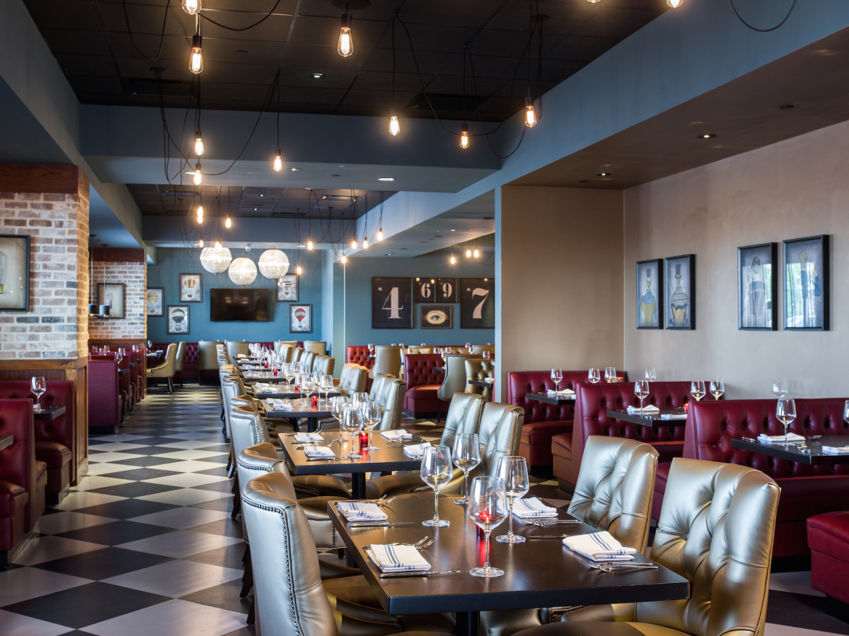 New Gallery Furniture Restaurant Brings Culinary Credibility To