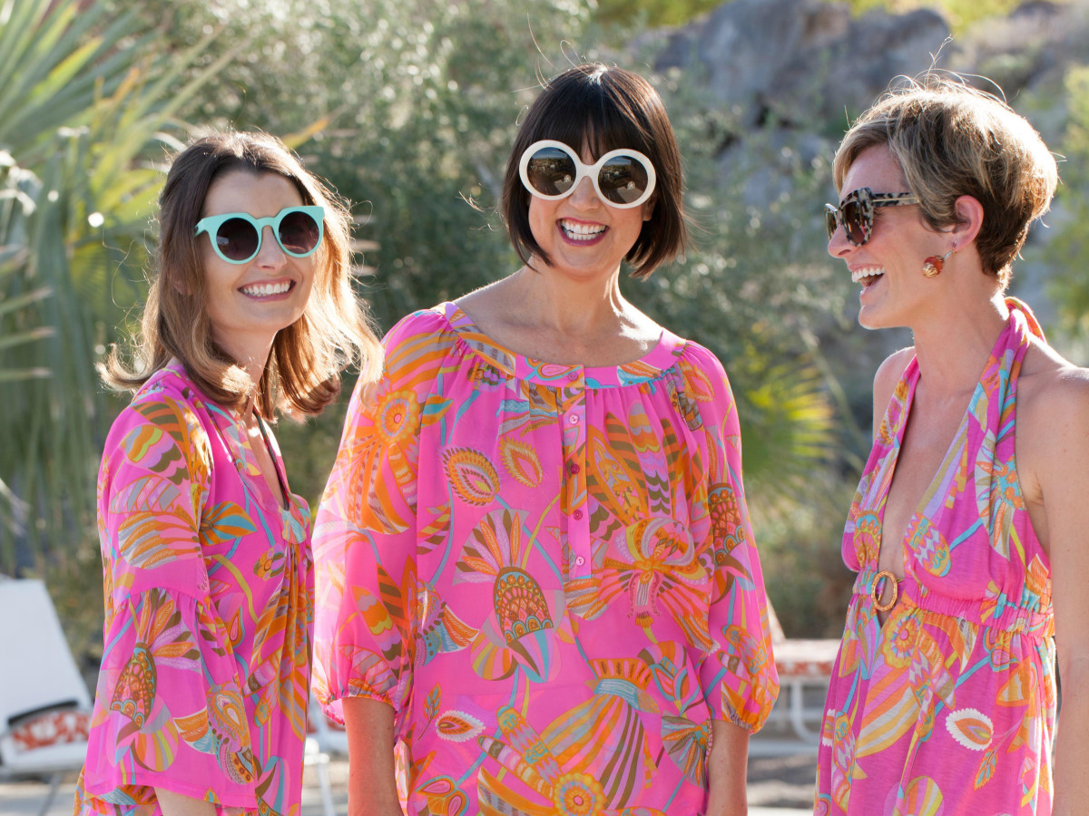 7f200c77ae Trina Turk talks 20 years of punchy prints and pretty Dallas women ...