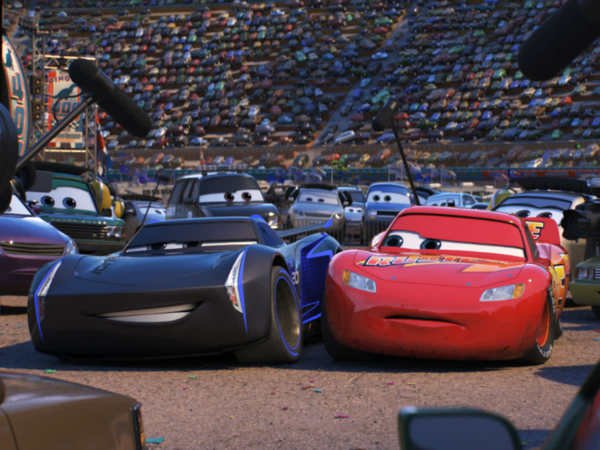 Calculated Nature Of Cars 3 Keeps It Stuck In Neutral Culturemap