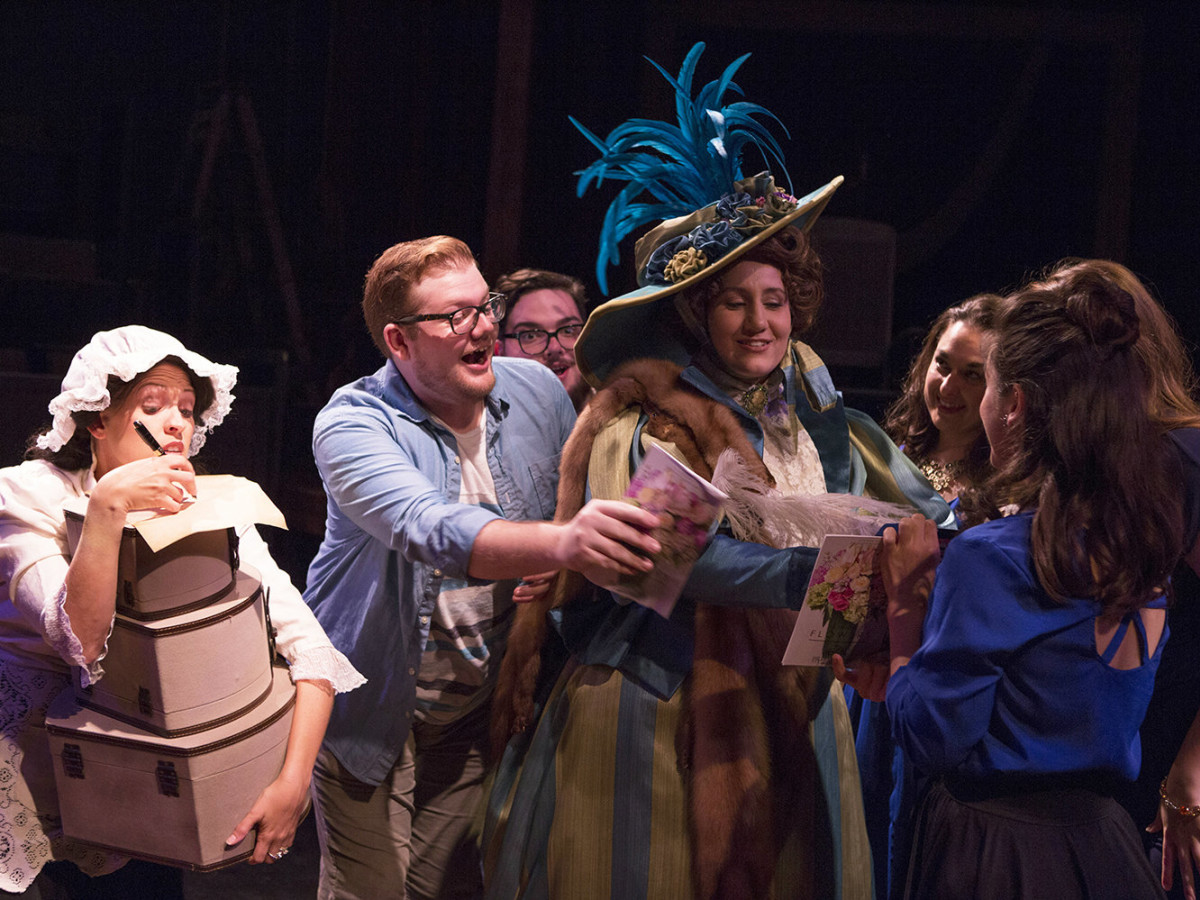 Dallas' Theatre Three figures out musicals with Sondheim's