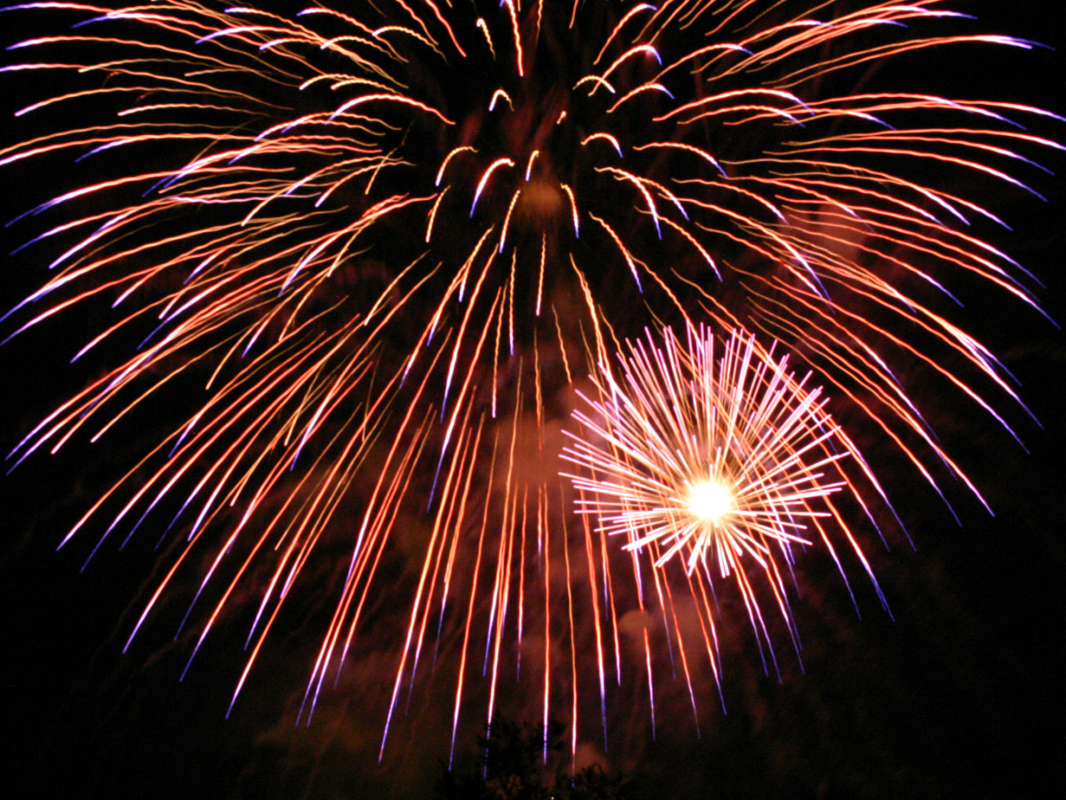 The official list of top 4th of July events and fireworks