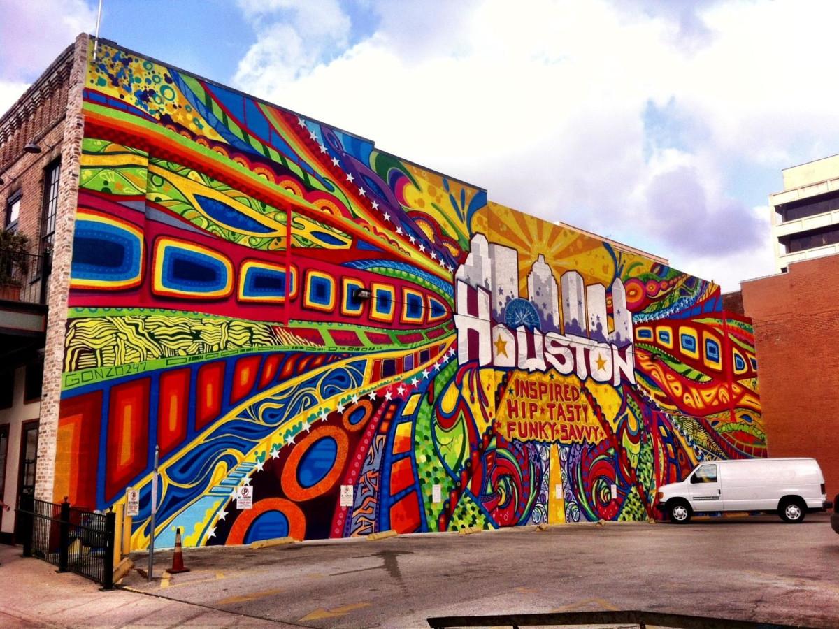 Street Art 15 Houston Murals That Make The Perfect Instagram