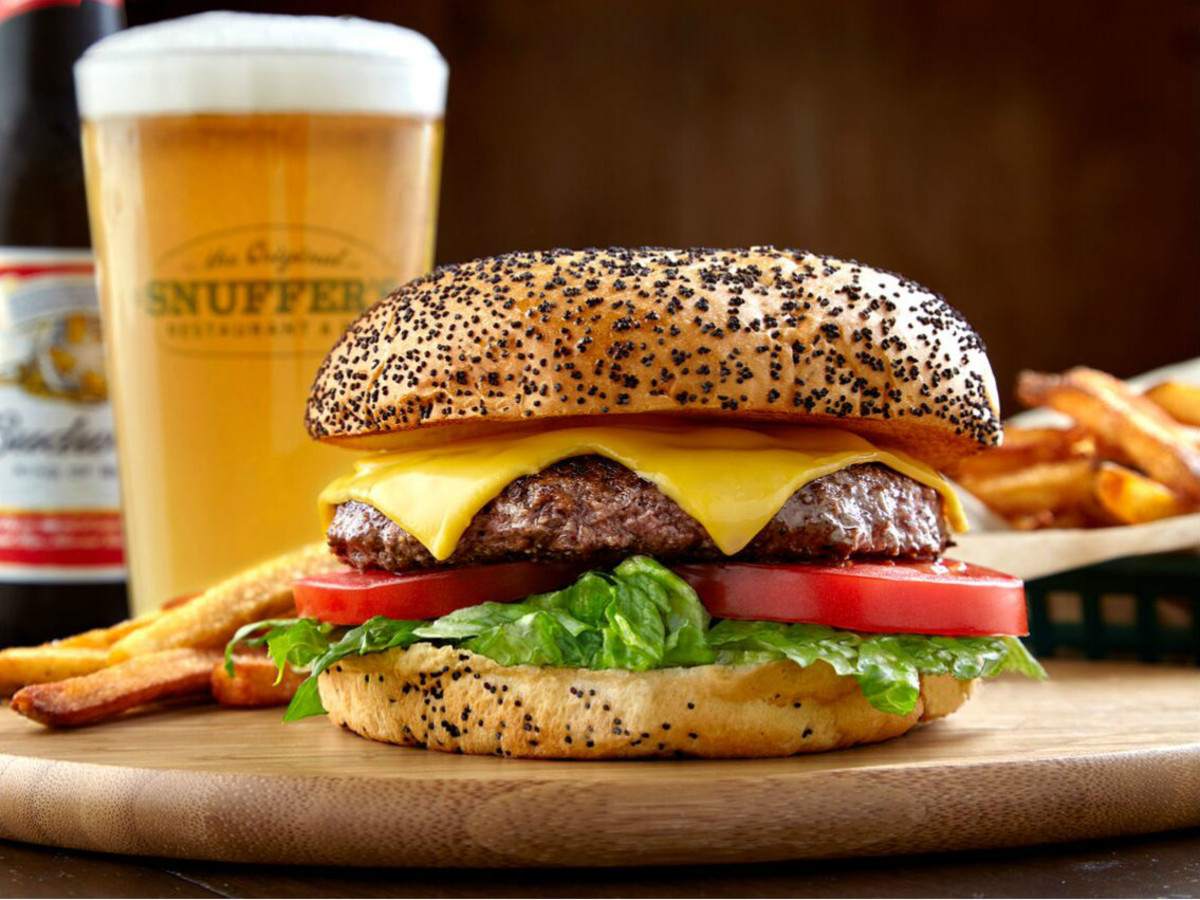 Snuffer S Restaurants Heads East Of Dallas For Latest Burger