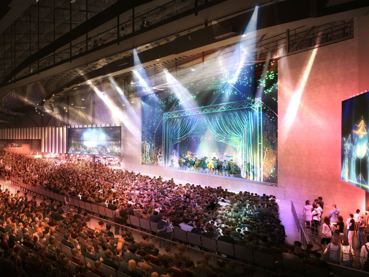 Exciting Details Emerge About Irving Music Factorys Concert