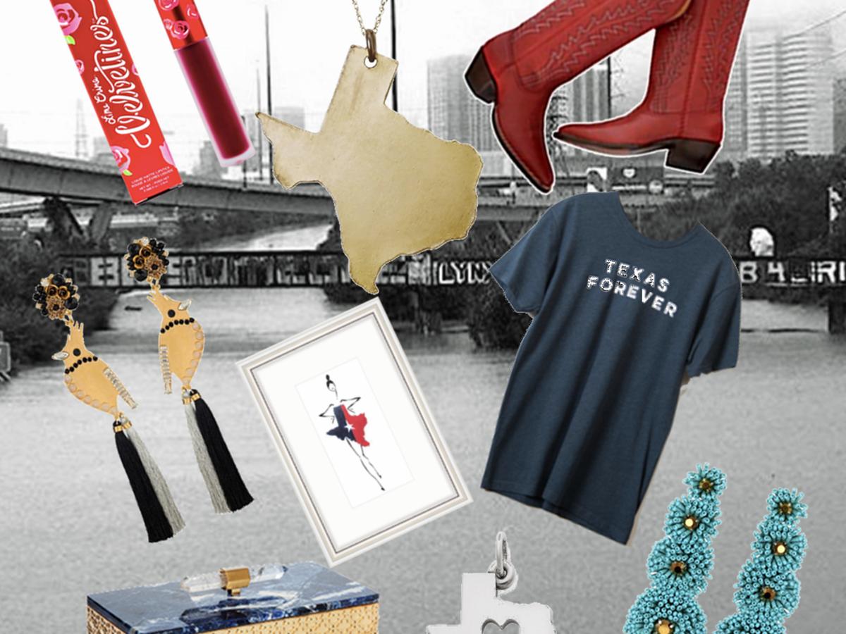 51de9d42d9ba Where to Shop Now: Sale of unique items helps Harvey relief efforts -  CultureMap Houston