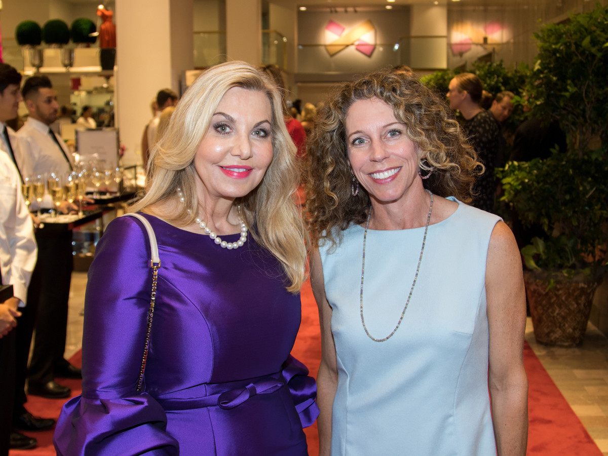 Dallas Socialites Dress To Impress At Annual Charity Luncheon