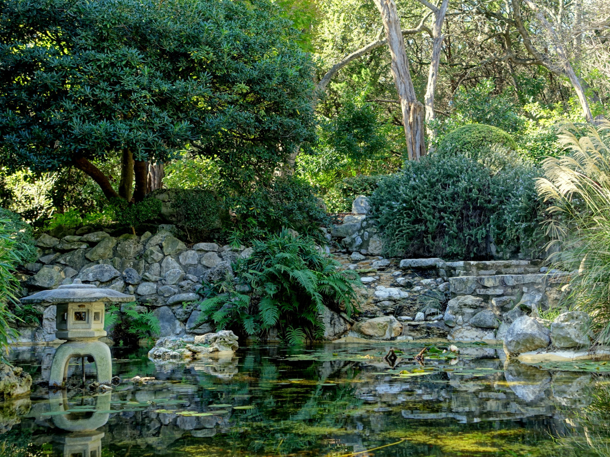 Uncover This Tranquil Japanese Garden Hidden In The Heart Of