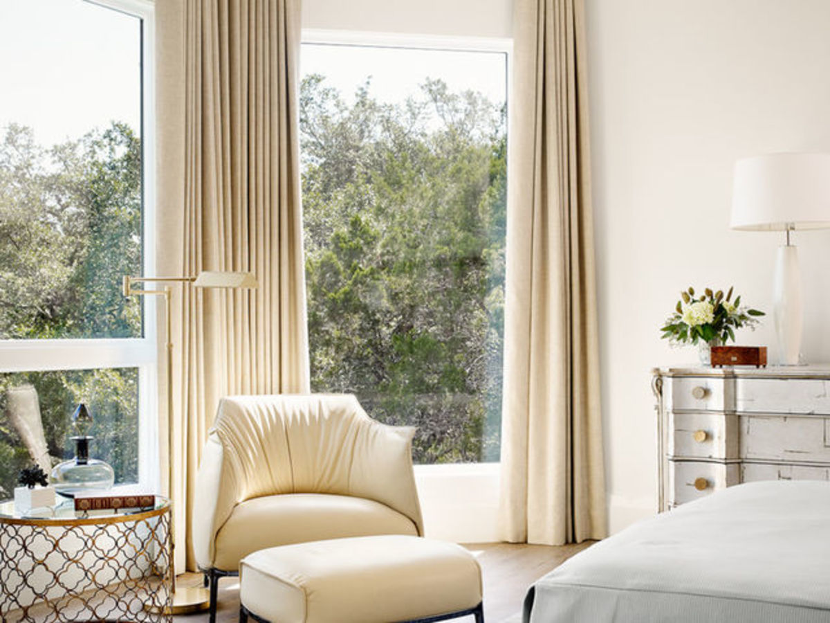 Classic Tuscan Style Home In Austin Gets A Sleek Modern