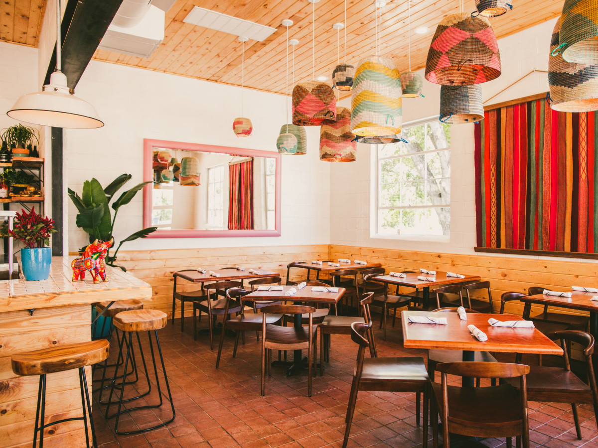 Popular Restaurant Group Opens Striking Peruvian Cafe In